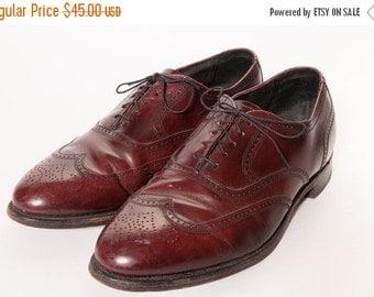 30% OFF Wingtip Dress Shoes Size 10.5 EEE