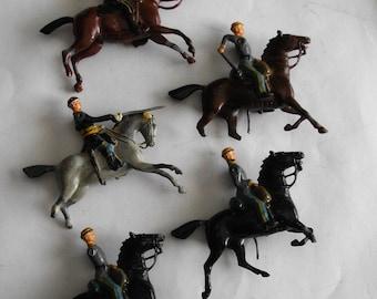 Britains Ltd Cavalry for Parts or Restoration