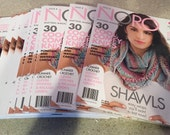 Noro  Magazine, Issue 8, knitting patterns