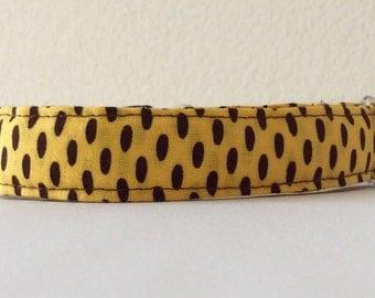 "Bumblebee - Eco Cat Collar (8""-12"")"