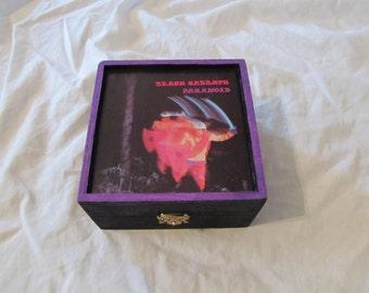 Black Sabbath Paranoid Keepsake Stash Box