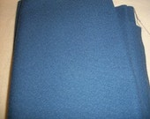 Blue Gray Cotton Blend Fabric