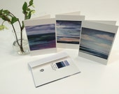 Set of 3 Art Cards/Greeting Cards