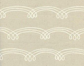 Zephyr Whirlwind in Dust, Rashida Coleman Hale, Cotton+Steel, RJR Fabrics, 100% Unbleached Cotton Fabric, 1923-2