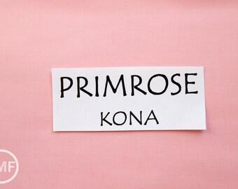 One Yard Primrose Kona Cotton Solid Fabric from Robert Kaufman, K001-274