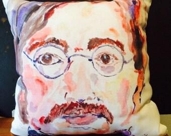 John Lennon Pillow