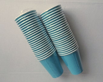 Blue Party Cups : Blue Party Supplies