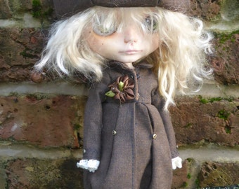 Blythe  Winter Coat, Hat & Socks  (BD102715)
