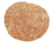 Sunset Gold Glitter, Glitter for Tumblers, Slime Glitter, Solvent Resistant Glitter, Gold Glitter, Nail Glitter, 0.015 Hex, Glitter Crafts