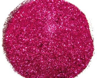 Crimson Glitter, Solvent Resistant, Glitter, 0.015 Hex, Nail Art, Glitter Nail Polish, Slime Glitter, Nail Polish Glitter, Glitter Crafts