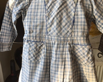 Vintage French toddlers dress