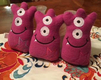 Curiously Lovable Monsters
