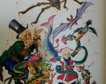 1976 Anderson's Fairy Tales illustrated by Arthur Szyk
