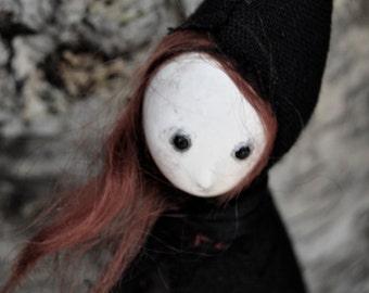 OOAK Art Doll- Poison Garden- Henbane