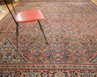 DISCOUNTED 9.5x11.5 Vintage Mahal Carpet