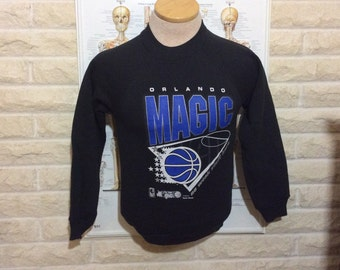 Vintage 1990's Orlando Magic NBA Youth crewneck Sweatshirt!!!