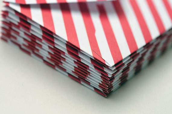 A4 Cardstock. 240gsm. CANDY STRIPE Pink & White |Red And White Striped Cardstock