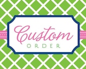 Custom listing forCorinne
