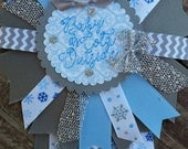 Baby is cold outside baby shower