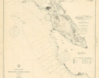 Pacific Coast – 1910