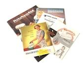 Electric Mixer Instruction Manual Recipe Books KitchenAid Stand Mixer Hamilton Beach Mixette Black Decker