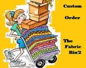 Custom Order for Anna Soon
