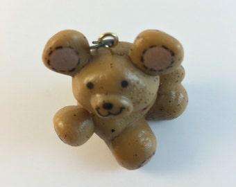 Hallmark Teddy Bear Ornament / 1980 / Bear Ornament / Christmas Decor