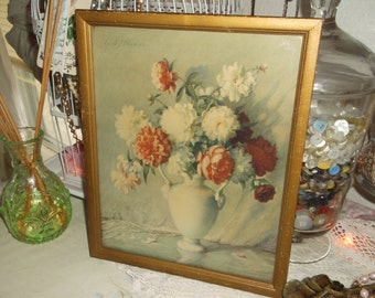 Antique French Country Shabby Chic Prints