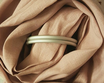 Linen Ring Sling - Double Layer Linen, Single Color Tone - Custom