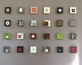Small Wall Squares