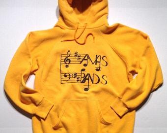 1980's Apple Valley High School Bands hoodie, fits like a medium