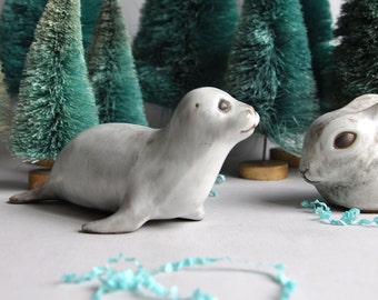 SALE 20% OFF! Andersen Studio - Baby Seal