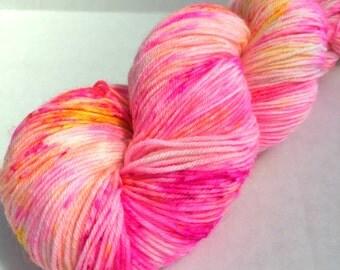 Indelible Sock Yarn in OOAK Twinkle - In Stock