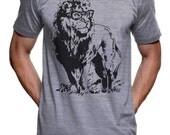 Albert Lionstein T Shirt - American Apparel Tshirt - S M L XL 2X (5 Color Options)