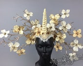 Unicorn Headdress
