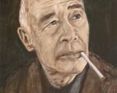 Henry Miller print