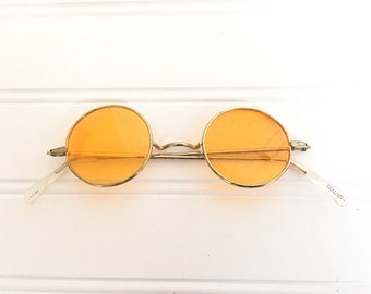 Vintage Round Glasses - Sunglasses - Retro Eye Glasses - Glasses Frames