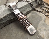 Protection Amulet  Silver Sterling Necklace Jewelry for Men or Women