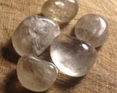 These EXACT Smokey Quartz Tumbled Stones crystal rock lot FREE SHIPPING!
