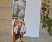 Have Your #1 GrandDad Acrylic Painted On A Rock.
