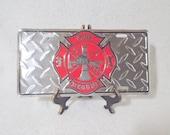 Fire Rescue License Plates