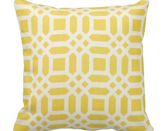 yellow pillows, yellow couch pillows, decorative pillows, decorative toss pillows, pillow covers, yellow throw pillows, accent pillows