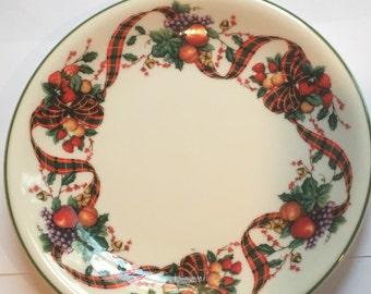 Vintage William James Salad Plate 8 inch