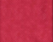 Red Tone on Tone Pindots from Quilting Treasure's More Elf on The Shelf Collection