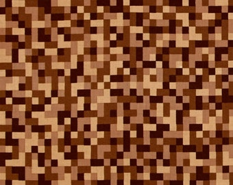 Brown Tone on Tone Bitmap from Michael Miller