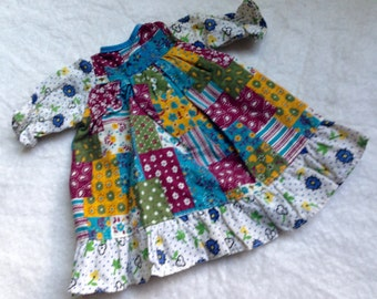 Vintage Holly Hobbie Dress Only