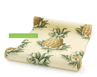 "Pineapple Table Runner by We Can Package - 14"" x 108"""