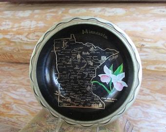 Minnesota Bowl State Souvenir