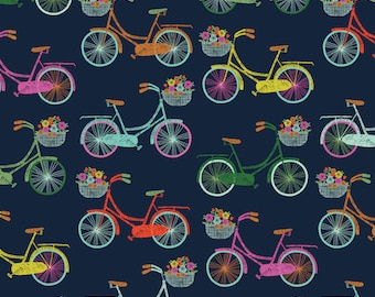 Dashwood Studios Sweet Escape - Summer Bicycle Yardage