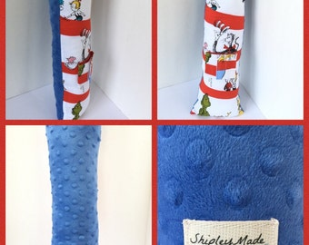 Dr. Seuss Seatbelt Pillow - Pillow for Girls - Pillow for Boys -  - Carseat Pillow - Seat Belt Pillow